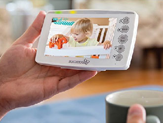 Panorama Digital Color Video Monitor from Summer Infant