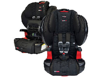 Pinnacle ClickTight Harness-2-Booster Seat from Britax