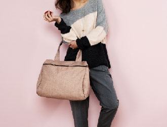 Glam Rosie Bag from Lassig
