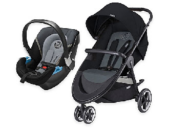 Agis M-AIR3 and Aton 2 Travel System from Cybex