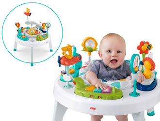 3-in-1 Sit-to-Stand Activity Center - Fisher-Price