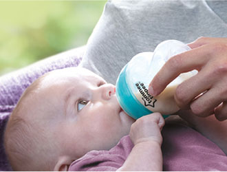 Advanced Anti-Colic Bottle - Tommee Tippee