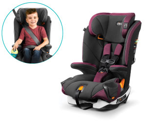 MyFit Harness + Booster Carseat - Chicco