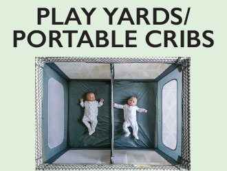 Play Yards, Portable Cribs