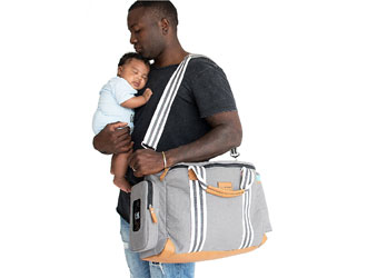 Weekender Diaper Bag - Baby K'tan