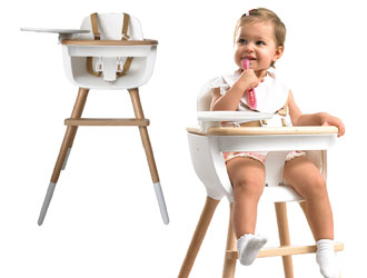 Micuna Ovo Max Plus One High Chair - Micuna
