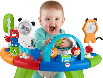 3-in-1 Spin & Sort Activity Center from Fisher-Price