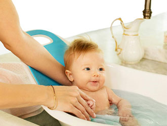 Sit & Soak Dual-stage Tub from Munchkin