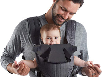 Contours Love 3-in-1 Baby Carrier from Contours Baby