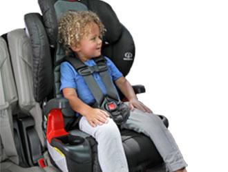 Dualfit Harness-2-Booster Seat from Britax