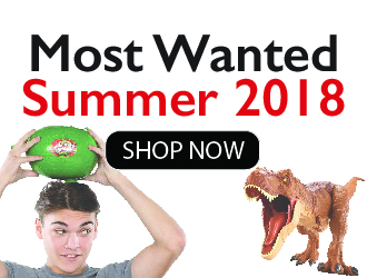 Summer 2018 Most Wanted Toys