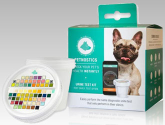 Urine Test Kit from Petnostics
