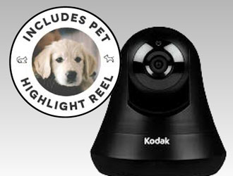 Kodak Video Monitor for Pets from Tend Insights