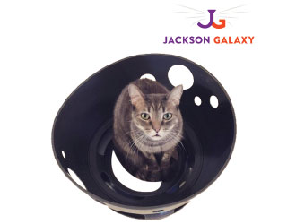 Jackson Galaxy Space Station from Petmate