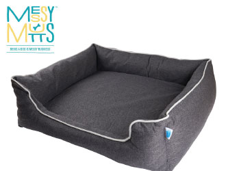 Messy Mutts Orthopedic Dog Bed from Messy Mutts