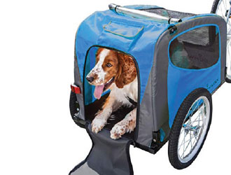 Schwinn Rascal Pet Trailer from Pacific Cycle