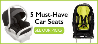 5 Must Have Car Seats