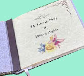 Personalized Fairytale Baby Book