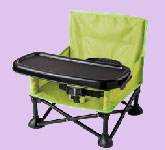 Pop N' Sit Portable Highchair