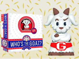 Who's the G.O.A.T.? from Big G Creative