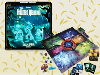 Disney The Haunted Mansion Call of the Spirits Game from Funko
