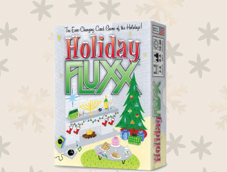 Holiday Fluxx from Looney Labs