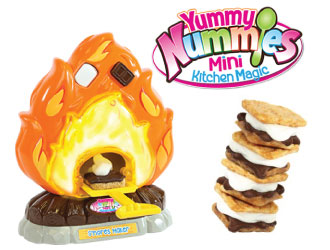 Yummy Nummies S'more Maker from Blip Toys