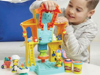 Play-Doh 3-in-1 Town Center from Hasbro