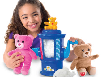 Build-A-Bear Workshop Stuffing Station from Spin Master