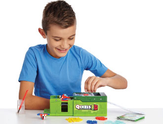 Qixels 3D 3D Maker from Moose Toys