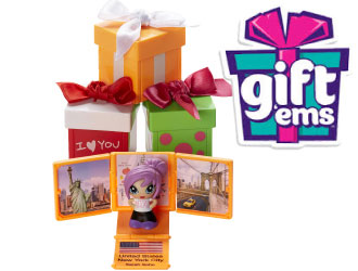 Gift 'Ems from Jakks Pacific