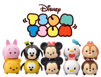 Tsum Tsum Figures from Jakks Pacific