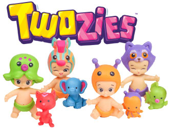 Twozies from Moose Toys