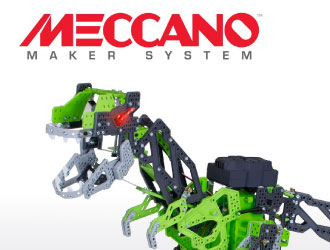 Meccano Meccasaur T-Rex from Spin Master