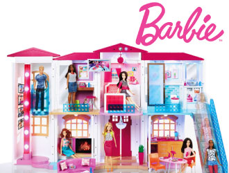 Barbie Hello Dreamhouse from Mattel