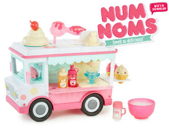 Num Noms Lip Gloss Truck from MGA Entertainment