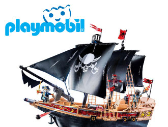 Pirate Raiders' Ship from Playmobil