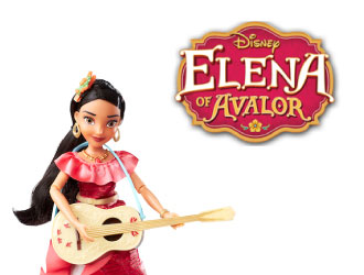 Elena of Avalor from Hasbro