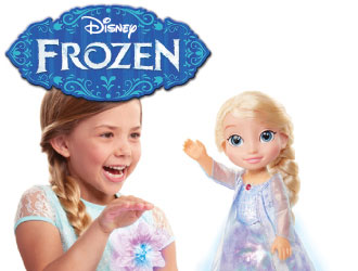 Disney Frozen Northern Lights Elsa Doll from Jakks Pacific