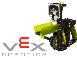 VEX Robotics Snap Shot Launcher from Hexbug