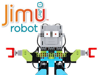 JIMU Robot MeeBot Kit from Ubtech Robotics