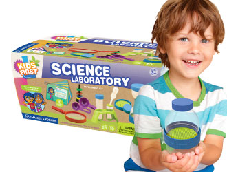 Kids First Science Laboratory from Thames & Kosmos