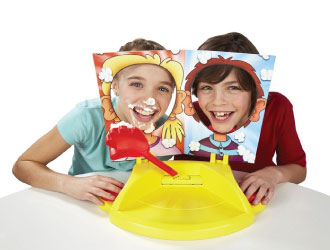 Pie Face Showdown from Hasbro