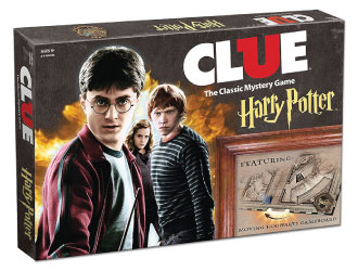 Clue: Harry Potter Edition from USAopoly