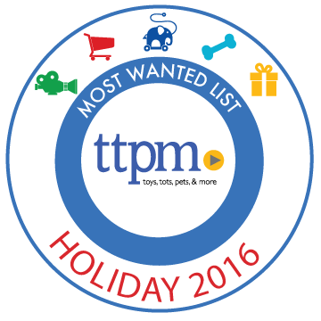 Most Wanted Holiday Toys List