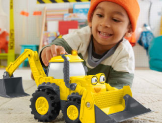 Bob the Builder R/C Super Scoop from Fisher-Price