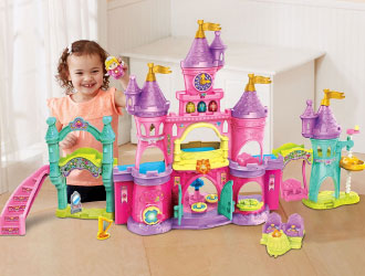 Go! Go! Smart Friends Enchanted Princess Palace from VTech