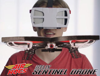 Air Hogs Helix Sentinel Drone from Spin Master