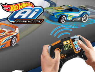 Hot Wheels Ai Intelligent Race System from Mattel