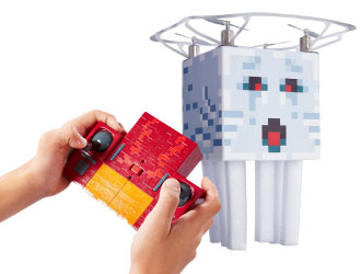 Minecraft Flying Ghast from Mattel